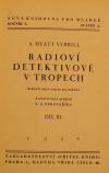 Radioví detektivové v tropech 3 obálka knihy