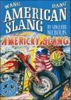 Americký sleng / American Slang obálka knihy