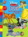 Učíme se rádi:Sešit zábavných počtů 123 obálka knihy
