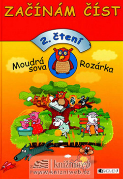 Moudrá sova Rozárka - Začínám číst