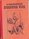 Studentka Věra obálka knihy