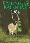Myslivecký kalendář 1984