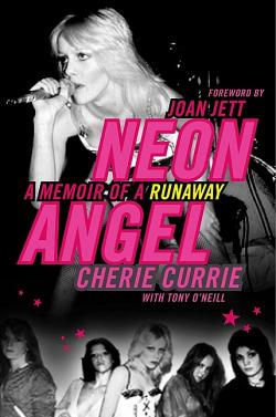 Neon Angel: A Memoir of a Runaway obálka knihy