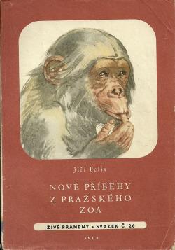 Nové příběhy z pražského ZOA obálka knihy