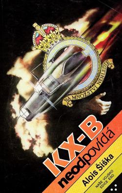 KX-B neodpovídá obálka knihy