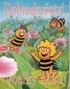 Dobrodružství včelky Máji obálka knihy