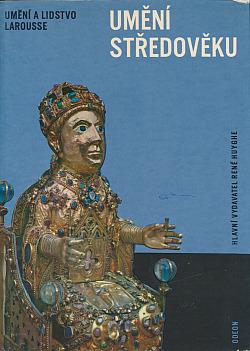 Umění středověku obálka knihy