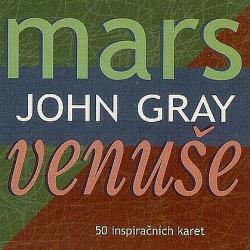 Karty: Mars, Venuše obálka knihy