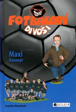 Maxi Kanonýr obálka knihy