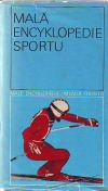 Malá encyklopedie sportu obálka knihy