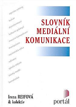 Slovník mediální komunikace obálka knihy