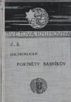 Portréty básníkův obálka knihy