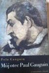 Můj otec Paul Gauguin obálka knihy