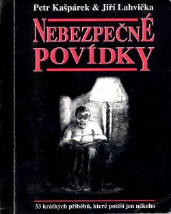 Nebezpečné povídky obálka knihy