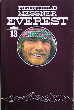 Everest – Výprava po nejzazší mez obálka knihy