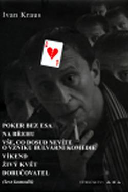 Poker bez esa obálka knihy