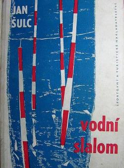 Vodní slalom obálka knihy