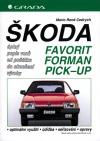 Škoda Favorit Forman Pick-up - úplný popis vozů od počátku do ukončení výroby