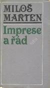 Imprese a řád obálka knihy