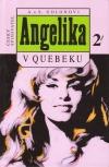 Angelika v Quebeku 2 obálka knihy
