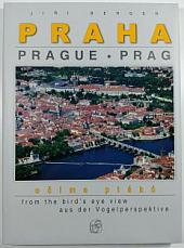 Praha očima ptáků obálka knihy