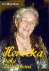 Herečka Stella Zázvorková obálka knihy