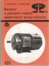 Navíjení a převíjení malých elektrických strojů točivých obálka knihy
