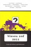 Hlavou zeď 2011 obálka knihy