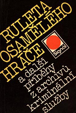 Ruleta osamělého hráče obálka knihy
