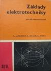 Základy elektrotechniky obálka knihy