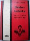 Elektrotechnika pro 2. a 3. ročník učňovských škol