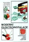 Moderní elektroinstalace obálka knihy