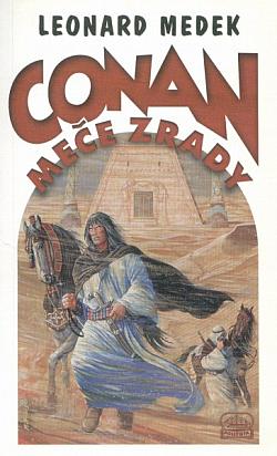 Conan: Meče zrady obálka knihy