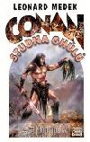 Conan: Studna ghúlů obálka knihy