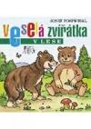 Veselá zvířátka v lese obálka knihy