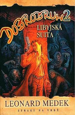 Libyjská suita obálka knihy