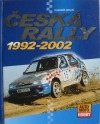 Česká rally 1992-2002 obálka knihy