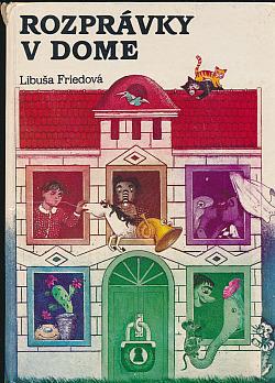 Rozprávky v dome obálka knihy
