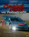 Česká rally ve fotografii 2003-2004 obálka knihy