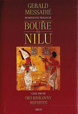 Bouře na Nilu I. - Oko královny Nefertiti obálka knihy