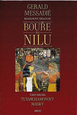 Bouře na Nilu II. - Tutanchamonovy masky obálka knihy