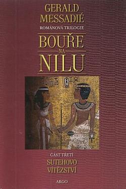 Bouře na Nilu III. - Sutehovo vítězství obálka knihy