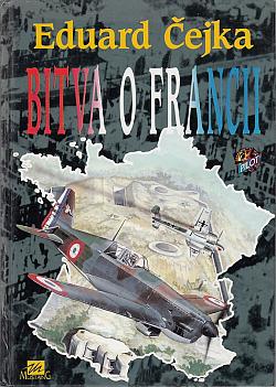 Bitva o Francii obálka knihy