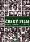 Český film - herci a herečky. II. díl, L-Ř