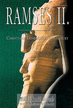Ramses II obálka knihy