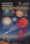 Sluneční soustava dalekohledem obálka knihy