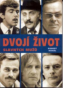 Dvojí život slavných mužů obálka knihy