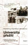 Univerzita přežití: osvětová a kulturní činnost v terezínském ghettu 1941-1945 obálka knihy