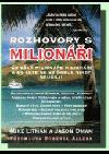 Rozhovory s milionáři obálka knihy
