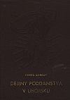 Dejiny poddanstva v Uhorsku
